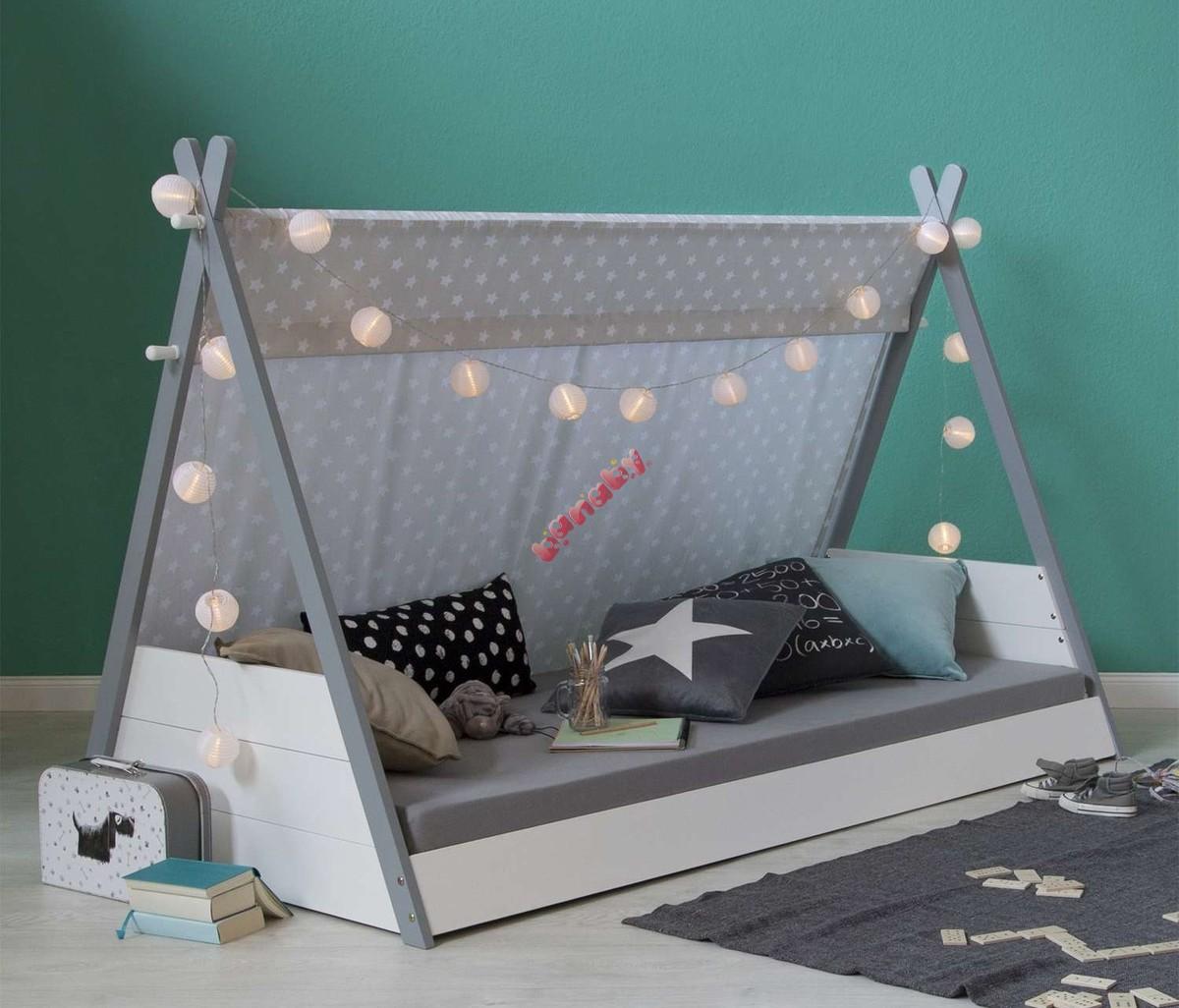 Dziecięca łóżko Tipi