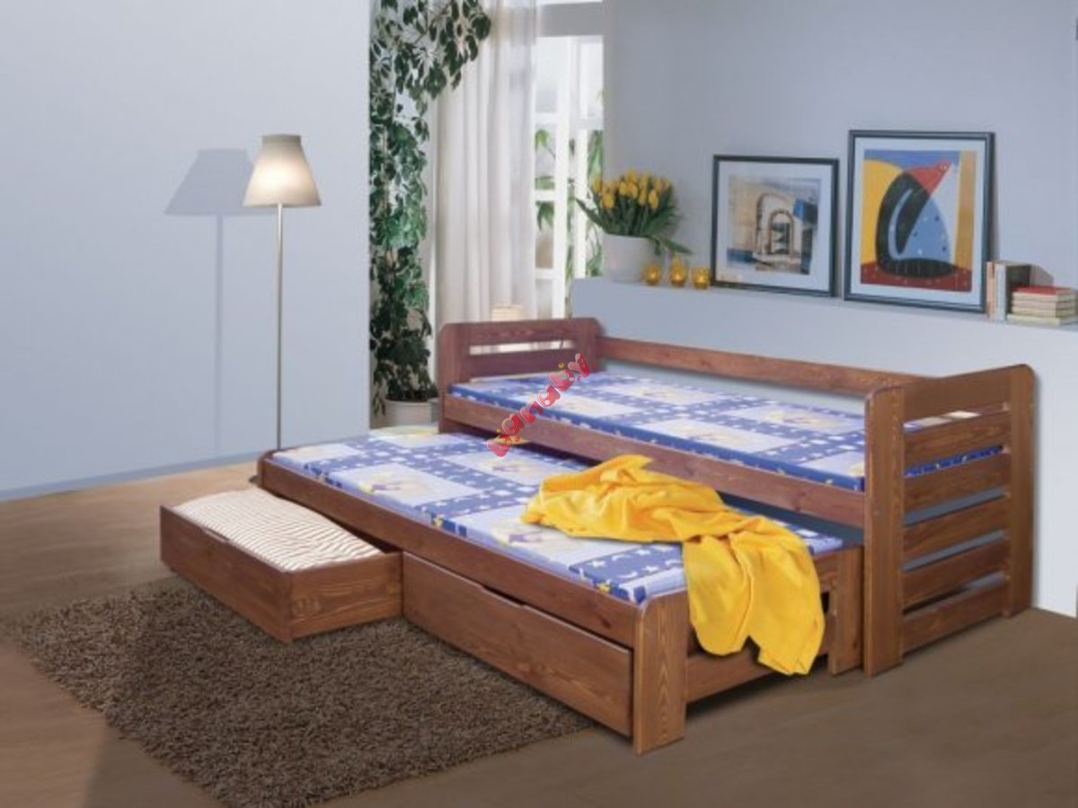 łóżko Dwupoziomowe Tomasz