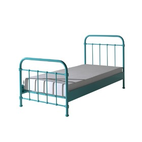łóżka Metalowe Banabypl