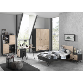 Kontenerek do biurka William, VIPACK FURNITURE