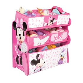 Organizer na zabawki Minnie Mouse, Delta, Minnie Mouse
