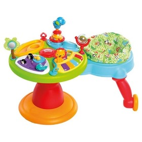 Aktywne Centrum Zabaw Bright Starts Zippity Zoo 3-in-1 Around We Go, Brightstarts