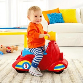 Mówiący skuter Fisher Price Smart Stages, Fisher Price