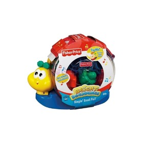 Ślimak Fisher Price, Fisher Price