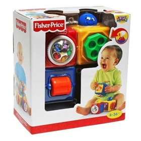 Aktywne kostki Fisher Price, Fisher Price