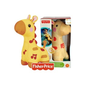 Żyrafa do zasypiania Fisher Price, Fisher Price