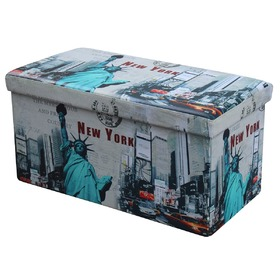 Pufa Moly XL New York, Halmar