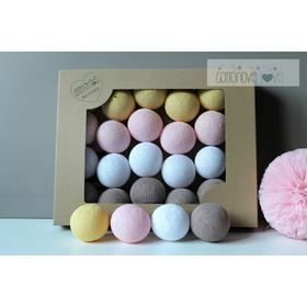 Cotton balls - Wata cukrowa, cottonovelove