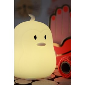 Lampa LED PUFI - pingwin, cotton love